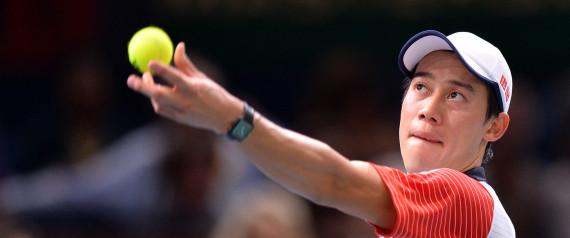 BNP Paribas Masters - Novak Djokovic v Kei Nishikori